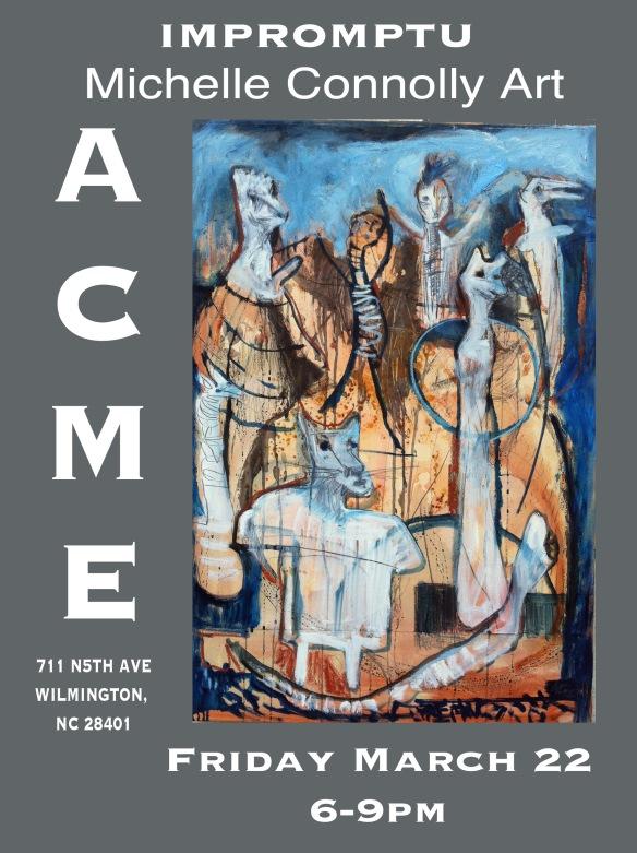 Art Opening  at ACME Art Studios