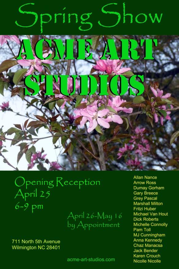 Spring show poster 02 copy